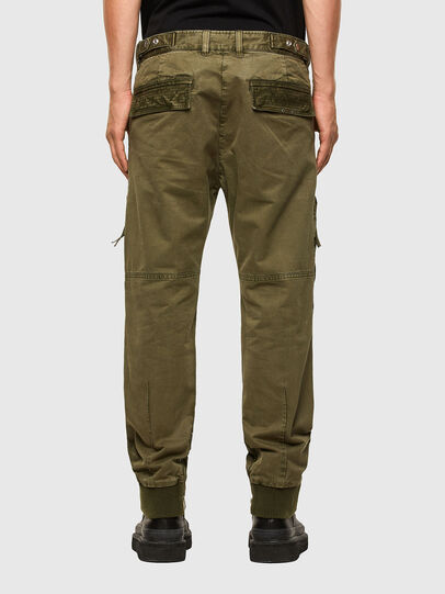 Diesel - P-KOLT, Military Green - Pants - Image 2