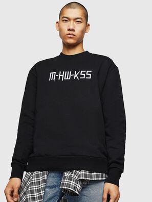 S-LINK-MOHAWK, Black - Sweaters