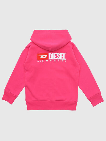 Diesel - SALBYZIP OVER, Pink - Sweaters - Image 2