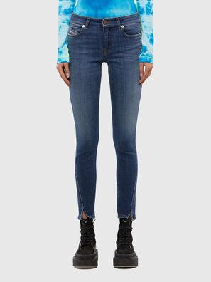 D-Jevel 009JK, Medium blue - Jeans