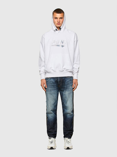 Diesel - S-ALBYEL-X1, White - Sweaters - Image 5