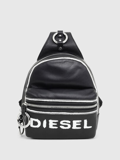 Diesel - ZANE', Black/White - Backpacks - Image 1
