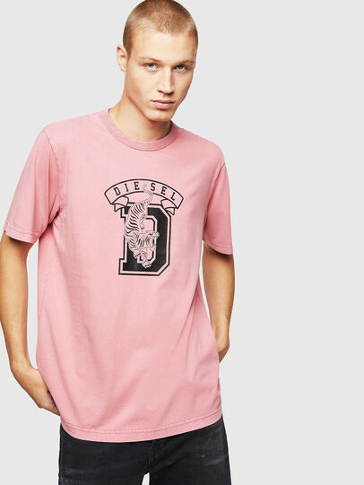 Diesel - T-JUST-B2,  - T-Shirts - Image 1
