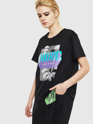 T-SHALIE, Black - T-Shirts