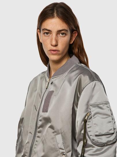 Diesel - G-MA-ONE-REV, Grey - Jackets - Image 3