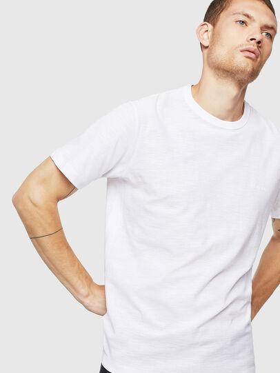 Diesel - T-TARRIS, White - T-Shirts - Image 4