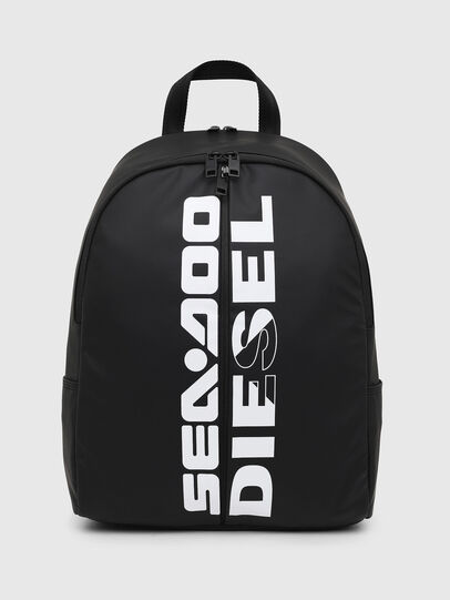 Diesel - BOLD BACK III SEADOO, Black - Backpacks - Image 1
