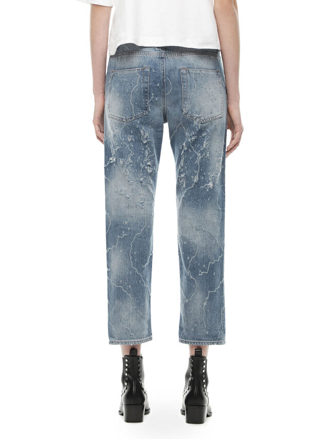 Diesel - TYPE-1820-23, Blue Jeans - Jeans - Image 2