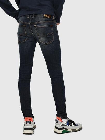 Diesel - Sleenker 069FX, Dark Blue - Jeans - Image 2