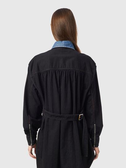 Diesel - DE-ZIMPY-SP, Black - Dresses - Image 2