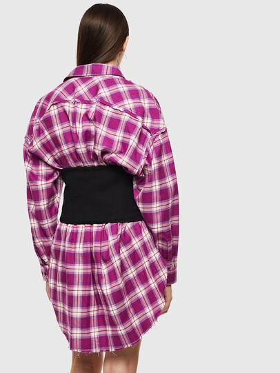 Diesel - D-SAMIA, Violet - Dresses - Image 2