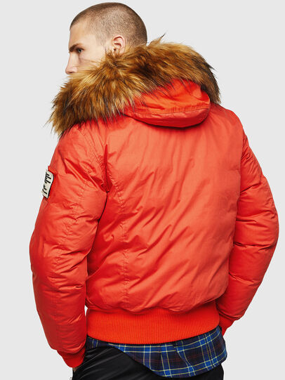Diesel - W-BURKISK,  - Winter Jackets - Image 2