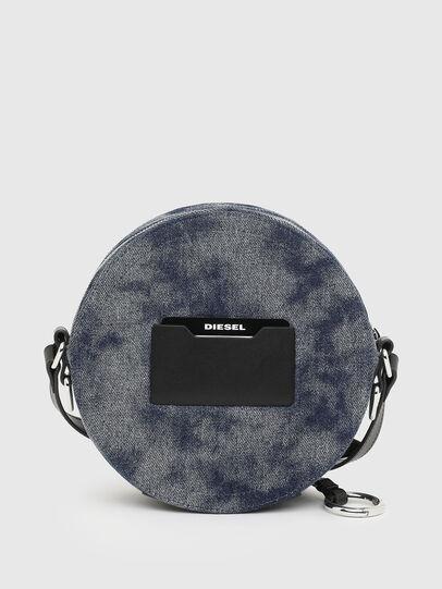 Diesel - OPHITE, Grey/Blue - Crossbody Bags - Image 2