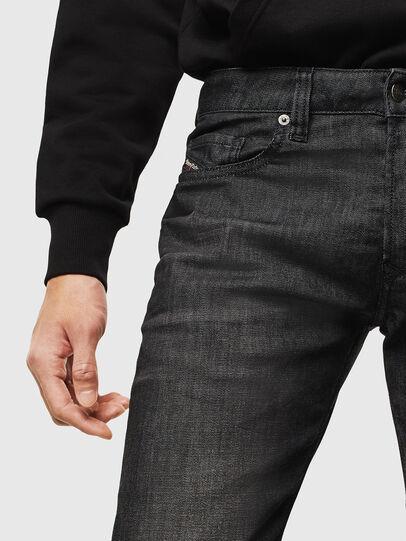 Diesel - Safado 082AT, Black/Dark grey - Jeans - Image 5