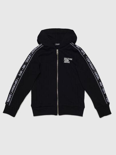 Diesel - SUITTOX, Black - Sweaters - Image 1