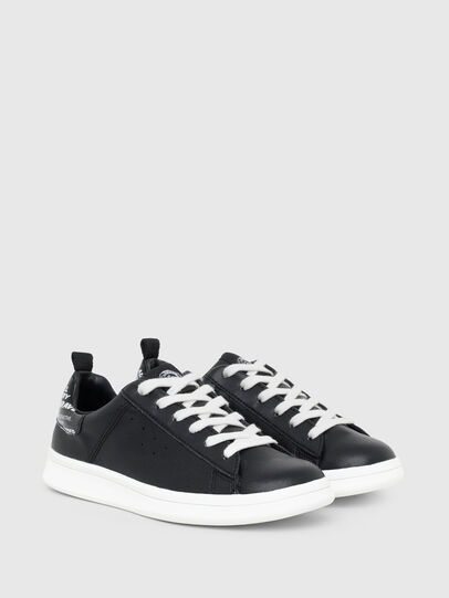 Diesel - SN LOW LACE 11 FULL, Black - Footwear - Image 2