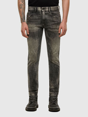 D-Strukt 009EV, Black/Dark grey - Jeans