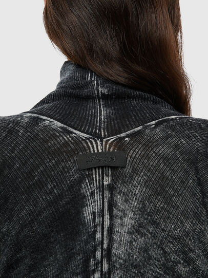 Diesel - M-ISABELLE, Black - Knitwear - Image 5