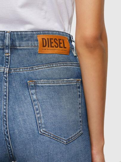Diesel - D-Eiselle 009HG, Light Blue - Jeans - Image 4