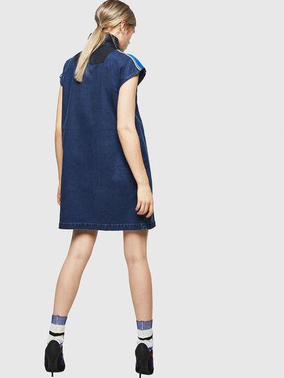 Diesel - D-EMMIE JOGGJEANS, Dark Blue - Dresses - Image 2