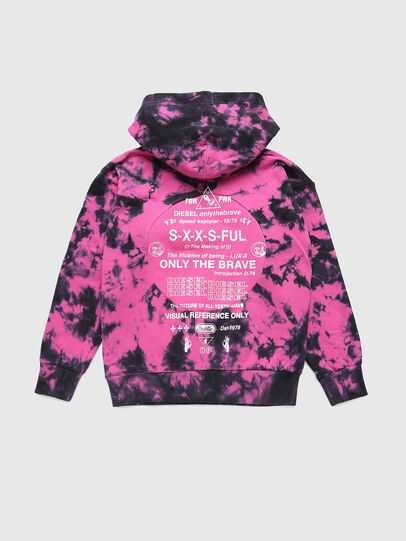 Diesel - SMOONY OVER, Pink - Sweaters - Image 2