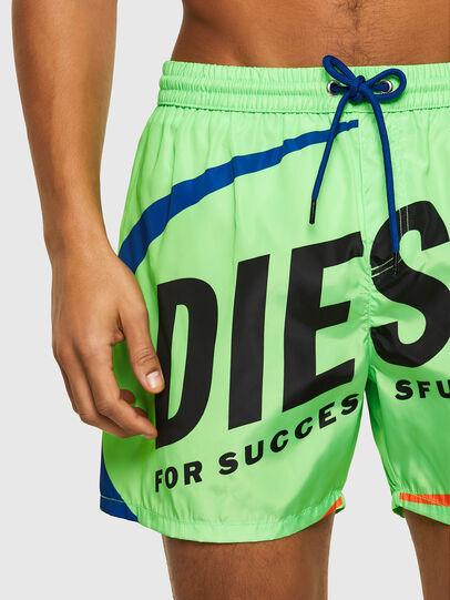 Diesel - BMBX-WAVE 2.017, Green - Swim shorts - Image 3