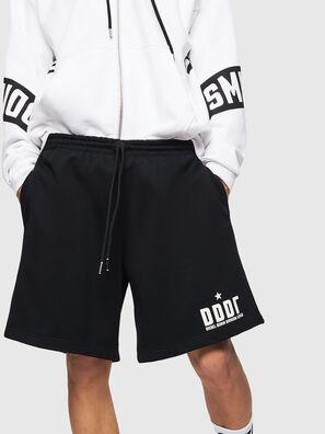 P-ALF-SHORT, Black - Shorts