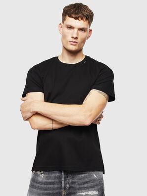 T-GROSSI, Black - T-Shirts