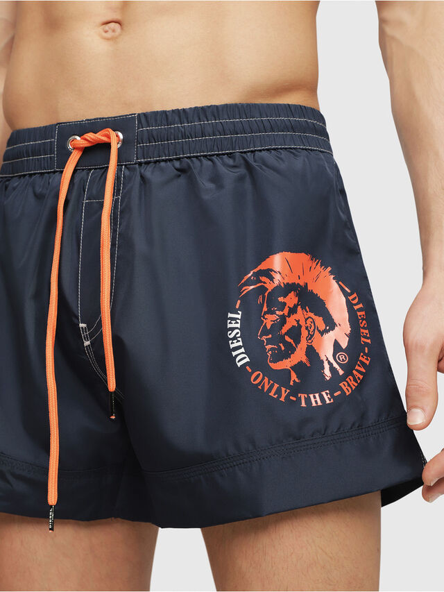 Diesel - BMBX-SANDY 2.017, Blue - Swim shorts - Image 3