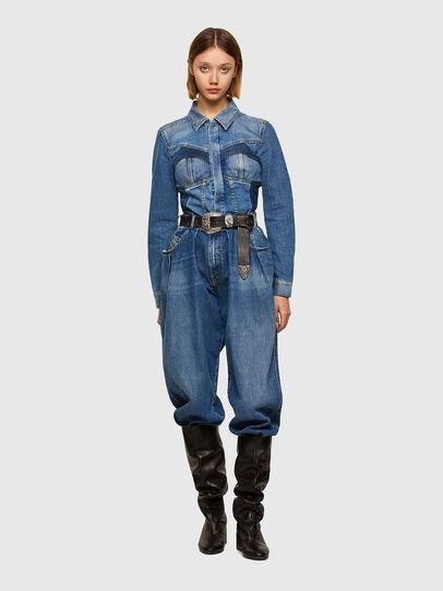Diesel - TYPE-1008, Medium blue - Jeans - Image 7