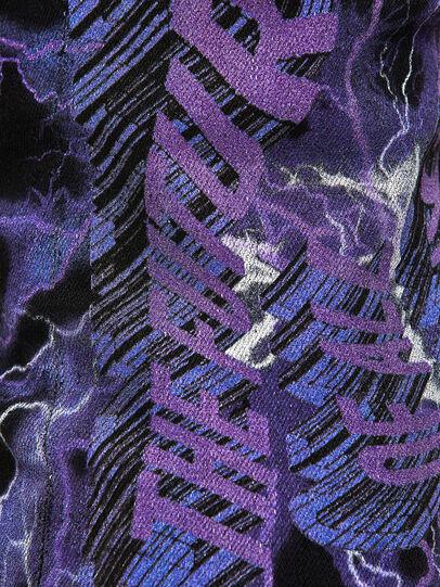 Diesel - D-Amny 009KR, Black/Dark grey - Jeans - Image 4