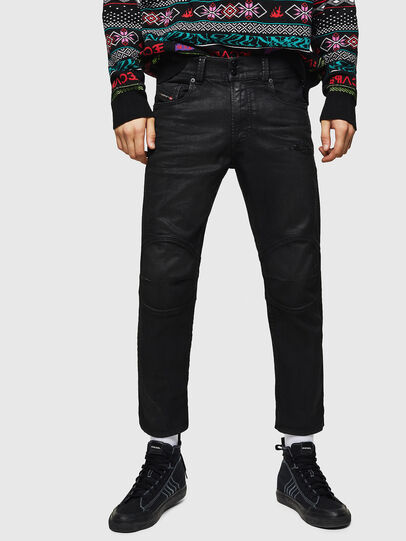 Diesel - Blanck 069JD, Black/Dark grey - Jeans - Image 1