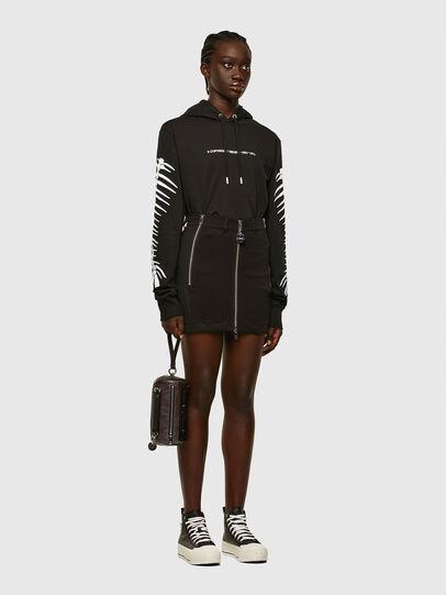 Diesel - O-BIK, Black - Skirts - Image 6