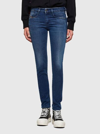 Diesel - D-Ollies JoggJeans® 069SM, Dark Blue - Jeans - Image 1