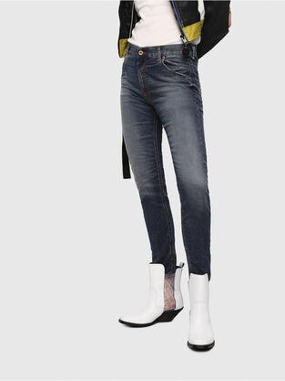 Krailey JoggJeans 069FG, Medium blue - Jeans