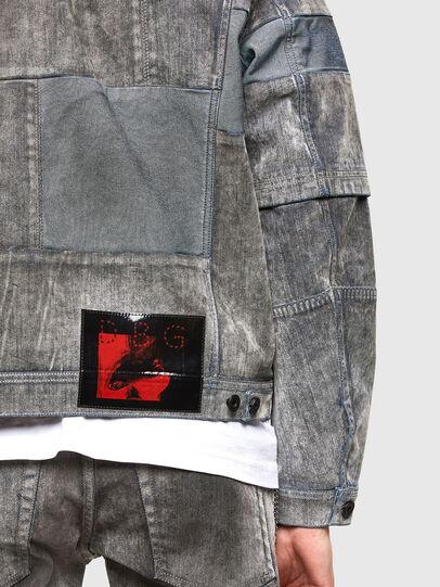 Diesel - JHILL, Grey - Jackets - Image 4