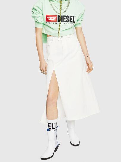 Diesel - DE-VYVIEN,  - Skirts - Image 1