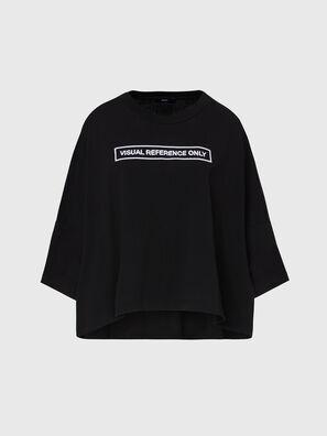 T-CRAMBLE, Black - T-Shirts