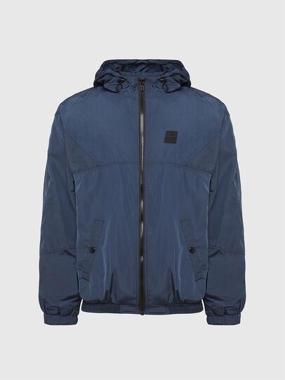 Diesel - J-ETHAN-KA, Blue - Jackets - Image 1