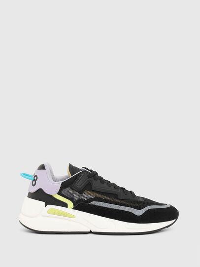 Diesel - S-SERENDIPITY SM W, Black/Violet - Sneakers - Image 1
