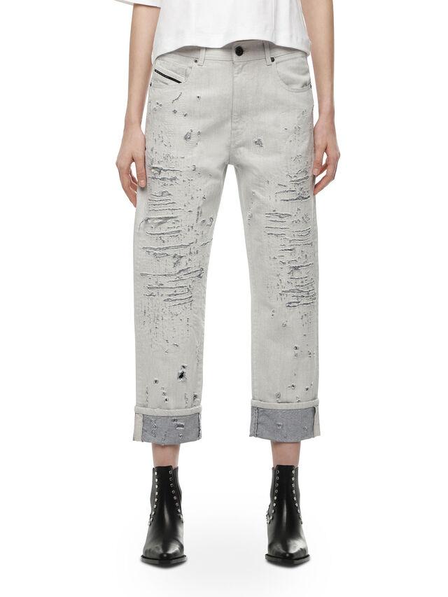 Diesel - TYPE-1815, White - Jeans - Image 1