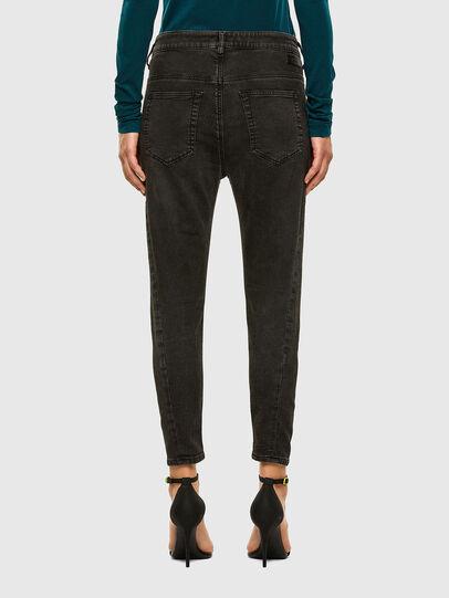 Diesel - FAYZA JoggJeans® 009HM, Black/Dark grey - Jeans - Image 2