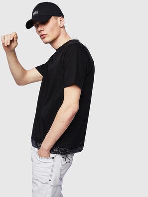 T-GLASSY, Black - T-Shirts