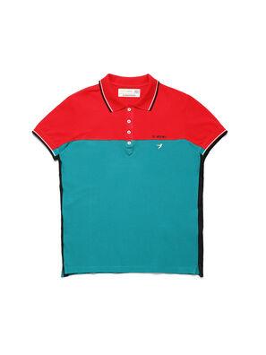 D-IHATEPOLOS, Green/Red - Polos