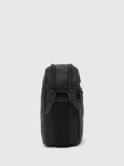 Diesel - DOUBLECROSS, Black - Crossbody Bags - Image 3
