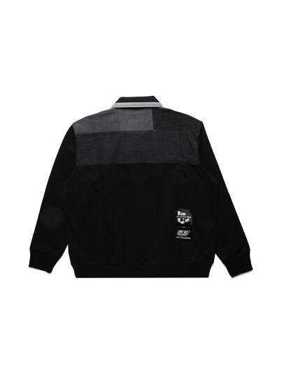 Diesel - D-BNHILL-S, Black - Sweaters - Image 2