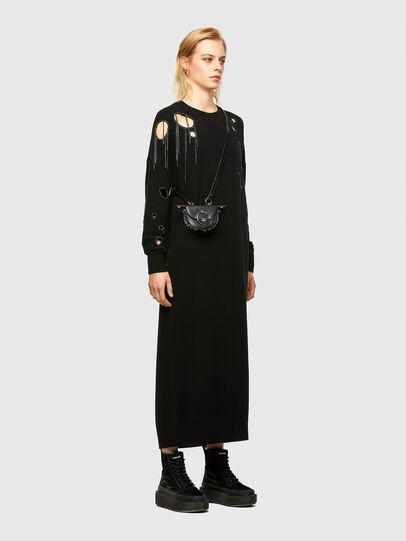 Diesel - M-EMERALD, Black - Dresses - Image 6