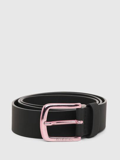 Diesel - B-VARNI, Black - Belts - Image 1