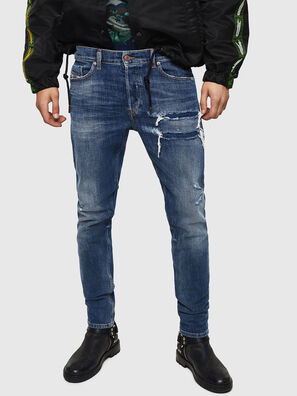 Tepphar 0890X, Medium blue - Jeans