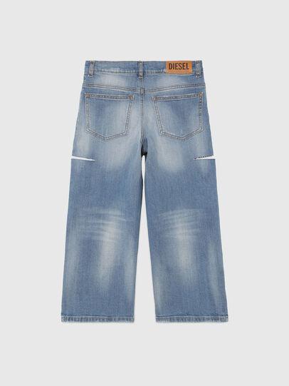 Diesel - WIDEE-J-SP1, Light Blue - Jeans - Image 2
